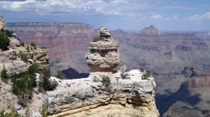 Vishnu Temple Grand Canyon South Rim