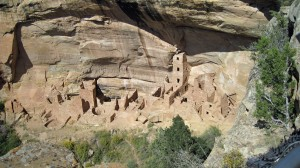 Square Tower House -- tallest dwelling in Mesa Verde