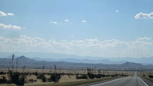 New Mexico drive -- beautiful!