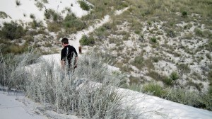 Nature Trail at White Sands