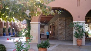 Mall in the Tucson foothills