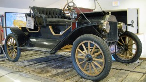 The Ford Four Cylinder, Twenty Horse Power, Five Passenger Touring Car