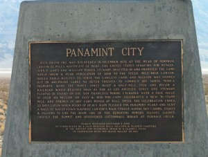 Panamint City's interesting fate