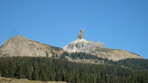 Lizard Head Mountain -- most dangerous mountain to climb in Colorado