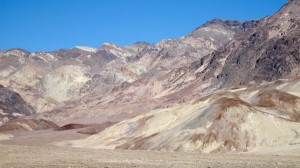 I loved all the colors in Death Valley and could not stop taking pictures -- of course none of the photos capture it like it really is.