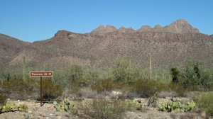 From Saguaro National Park -- beautiful